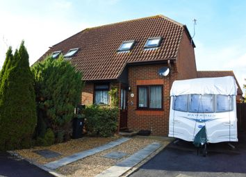 Thumbnail 2 bed semi-detached house for sale in Heatherfields, Gillingham