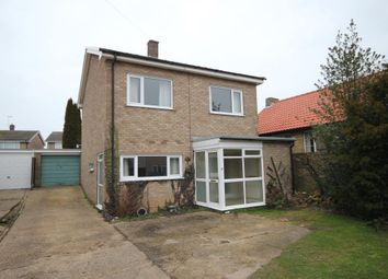 Thumbnail 3 bed detached house for sale in Main Street, Witchford, Ely