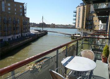 Thumbnail 1 bedroom flat to rent in Dunbar Wharf, 126-134 Narrow Street, London