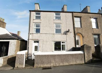 Thumbnail 6 bed end terrace house for sale in Porthyfelin, Porthyfelin, Holyhead, Anglesey