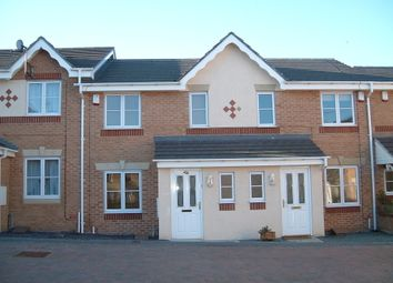 Thumbnail 3 bed town house to rent in Stoneycroft, Hoyland, Barnsley