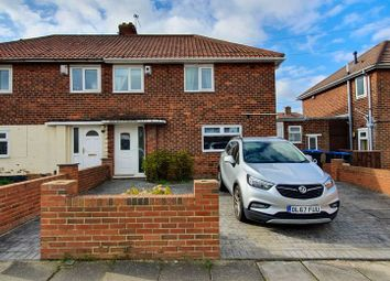 Thumbnail 3 bed semi-detached house for sale in Cannock Road, Middlesbrough