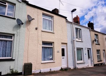 Thumbnail 2 bedroom terraced house for sale in Dryden Road, Exeter