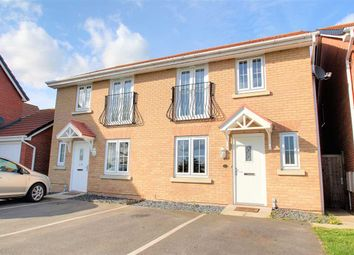 3 bed semi-detached house for sale in Quintus Place, North Hykeham, Lincoln LN6