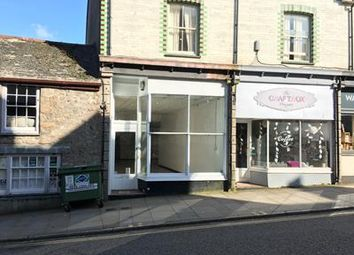 Thumbnail Retail premises to let in 84 Market Jew Street, Penzance, Cornwall