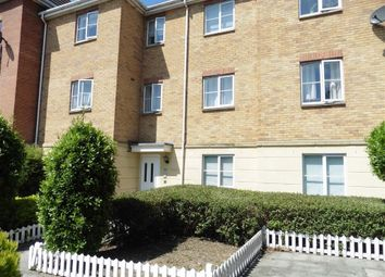 Thumbnail 2 bed flat to rent in Keswick Gardens, Purfleet