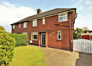 Thumbnail 3 bed semi-detached house for sale in Princess Road, Allostock
