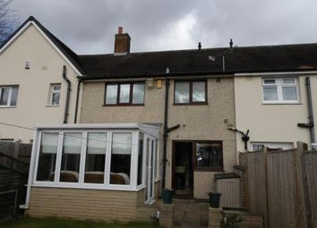 Thumbnail 3 bed terraced house for sale in Manesty Crescent, Clifton, Nottingham