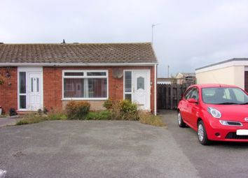 Thumbnail 1 bed semi-detached bungalow for sale in Llys Llewelyn, Towyn, Abergele