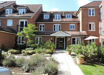 Thumbnail 1 bed flat for sale in Barnes Wallis Court, Byfleet, Surrey