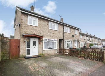 Thumbnail 3 bed end terrace house for sale in Grove Road, Houghton Regis, Dunstable, Bedfordshire