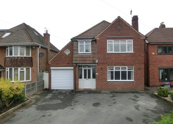 Thumbnail 3 bed detached house for sale in Solihull Road, Shirley, Solihull