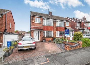 Thumbnail 3 bed semi-detached house for sale in Newlands Avenue, Cheadle Hulme, Cheadle