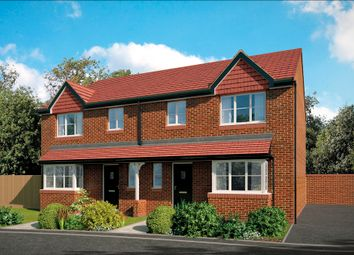 Thumbnail 3 bed semi-detached house for sale in New Chester Road, Bromborough, Wirral