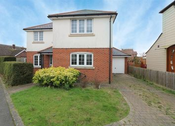 Thumbnail 4 bed detached house for sale in Ridley Road, Broomfield, Chelmsford