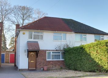 3 bed semi-detached house to rent in Hardy Close, Crawley RH10
