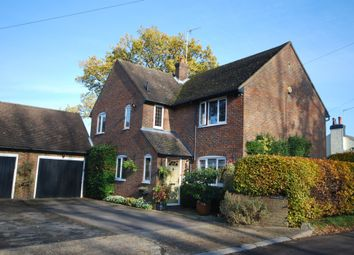 Thumbnail 4 bed detached house for sale in Rectory Lane, Shenley