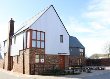 Thumbnail 3 bed detached house for sale in Manor Road, St. Nicholas At Wade, Birchington