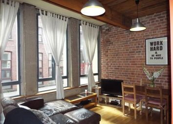 Thumbnail 2 bedroom flat for sale in Turner Street, Manchester, Greater Manchester