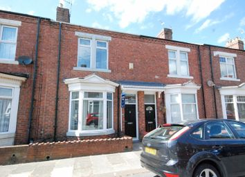 Thumbnail 2 bed terraced house for sale in Rosebery Avenue, South Shields