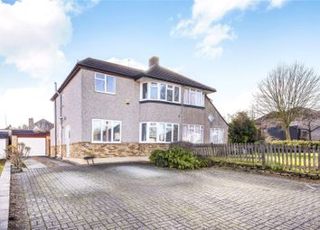 Thumbnail 4 bed semi-detached house for sale in Downs Avenue, Chislehurst