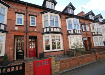 Thumbnail 6 bed terraced house for sale in Clarendon Park Road, Clarendon Park, Leicester