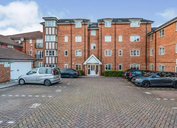 Thumbnail 1 bed flat for sale in Ottawa Court, Broxbourne