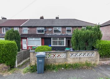 Thumbnail 2 bedroom terraced house for sale in Broomhall Road, Blackley, Manchester