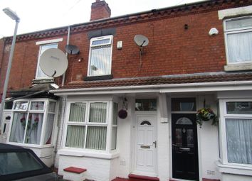 Thumbnail 2 bed terraced house for sale in West Heath Road, Winson Green, Birmingham