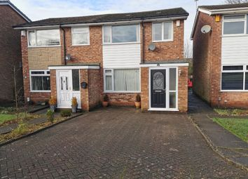 Thumbnail 3 bed semi-detached house to rent in Hazelwood Avenue, Bolton