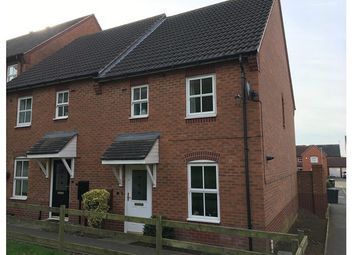 Thumbnail 3 bed semi-detached house for sale in 85, Staples Drive, Coalville, Leicestershire