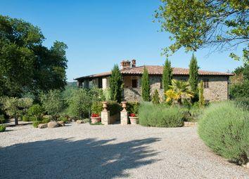 Thumbnail 5 bed farmhouse for sale in Casale Degli Oleandri, Piegaro, Citta Delle Pieve, Umbria