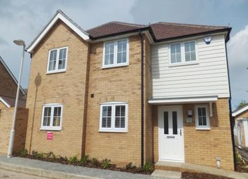 Thumbnail 4 bed detached house to rent in Aurum Close, Whitstable