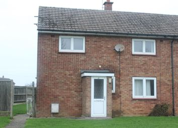 Thumbnail 2 bedroom semi-detached house to rent in Welland Road, Edith Weston, Oakham