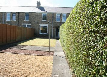 Thumbnail 2 bed terraced house to rent in Elder Square, Ashington