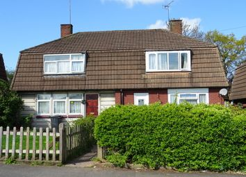 Thumbnail 3 bed terraced house for sale in Old Winnings Road, Keresley, Coventry