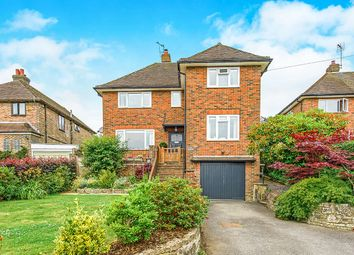 Thumbnail 3 bed detached house for sale in Harlequin Lane, Crowborough