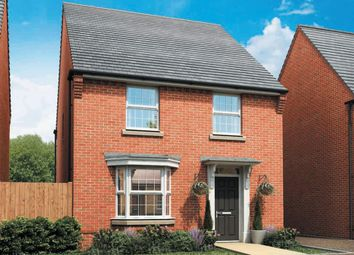 "Thumbnail 3 bed detached house for sale in ""Burghley"" at St. Brides Road, Wick, Cowbridge"