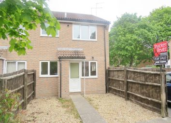 Thumbnail 1 bedroom terraced house for sale in Herstone Close, Canford Heath, Poole