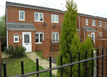 Thumbnail 3 bed semi-detached house for sale in Deans Gate, Off Willenhall Road, Wolverhampton