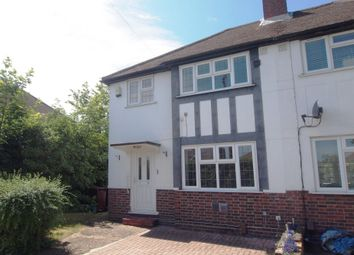 Thumbnail 3 bed end terrace house to rent in The Hawthorns, Ewell
