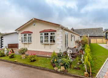 Thumbnail 2 bed detached bungalow for sale in Clanna Country Park, Alvington, Lydney