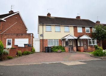 Thumbnail 3 bed semi-detached house to rent in Faraday Avenue, Quinton, Birmingham