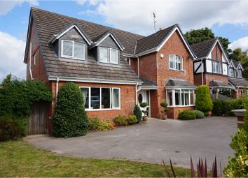 Thumbnail 4 bed detached house for sale in Yewtree Close, Neston