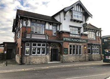Thumbnail Pub/bar for sale in Punch Bowl, 236 Crookes, Sheffield, South Yorkshire