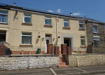 Thumbnail 4 bed terraced house for sale in Charles Street, Treherbert