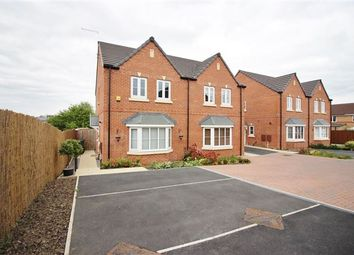 Thumbnail 3 bedroom semi-detached house for sale in St Pauls Close, Laughton Common, Sheffield