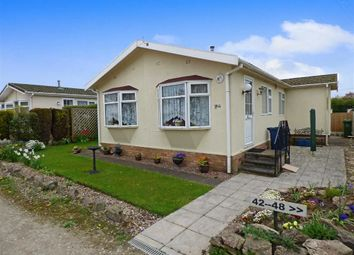 Thumbnail 2 bedroom mobile/park home for sale in Brooms Park, Stone, Staffordshire