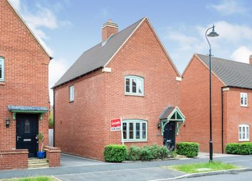 Thumbnail 3 bed detached house for sale in Miranda Lane, Brackley