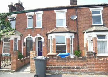 Thumbnail 2 bed terraced house to rent in Springfield Lane, Ipswich, Suffolk
